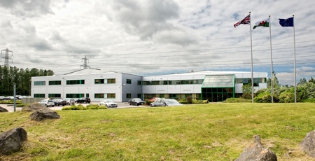 picture of Quay Pharma has MHRA approval for the manufacture of commercial batches of drugs at its sites in Deeside (pictured) and Bromborough