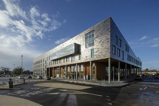 Penoyre And Prasad Create New Type Of Local Hospital For Welwyn Garden City