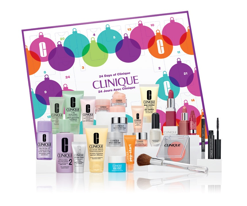 Christmas Gift Sets.Clinique Releases Festive Gift Sets In Time For Christmas