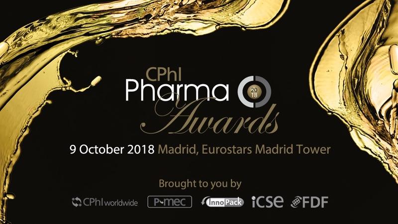 CPhI Worldwide announces winners of fifteenth Pharma Awards