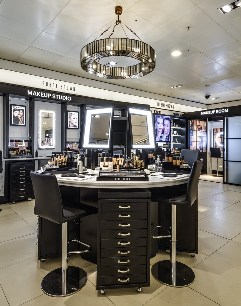 Bobbi Brown opens doors to first-ever private Makeup Room at John