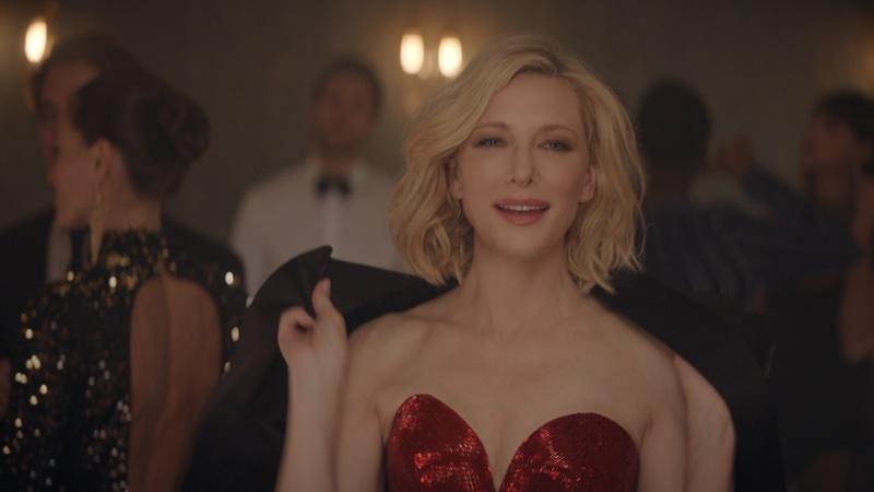 New Beauty Giorgio Blanchett Cate Armani Ambassador In Casts Global 3L54RjA