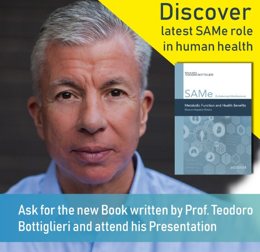 Prof Bottiglieris SAMe (S-Adenosyl-Methionine) book available at IHS
