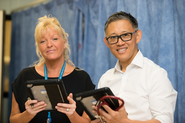 picture of Pennine Acute Hospitals NHS Trust is improving its use of digital solutions