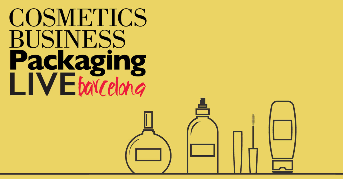 Announcing Cosmetics Business Packaging Live 2019