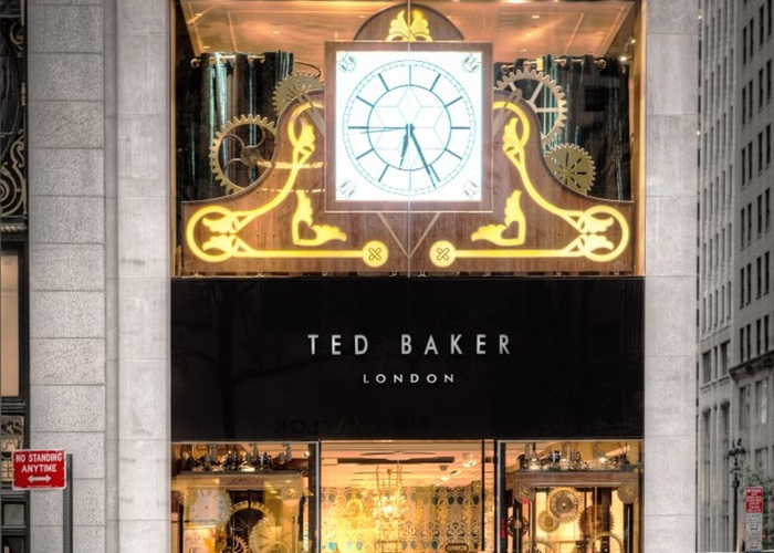 8759844d8 Ted Baker releases Chatsworth House inspired collection