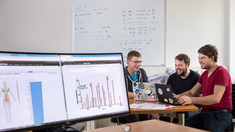 AI boosts proteome research at Munich Technical University