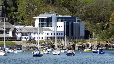 picture of Scymaris has become the anchor tenant at the former AstraZeneca environmental testing lab in Brixham, Devon, UK