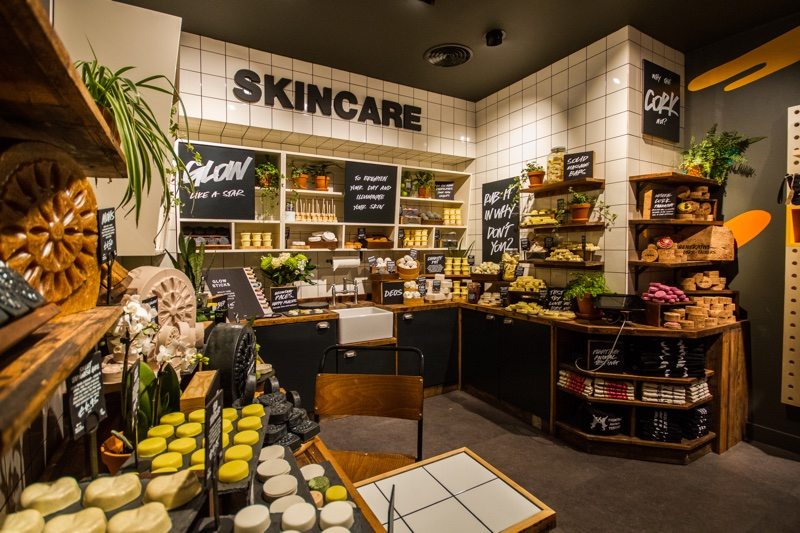 Lush opening Asias first plastic packaging-free Naked