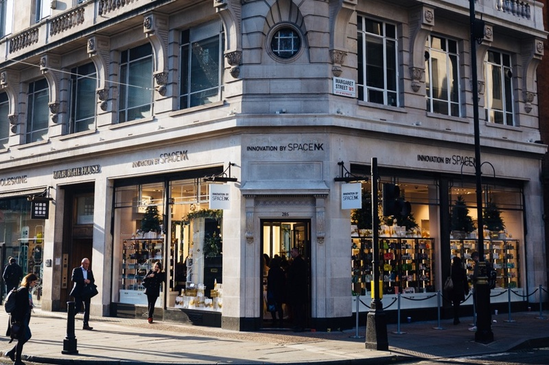 Space NK luxury cosmetics retailer to open store in