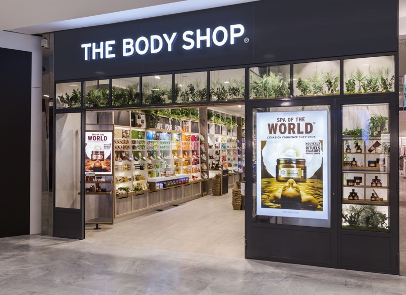 L'Oréal may sell The Body Shop