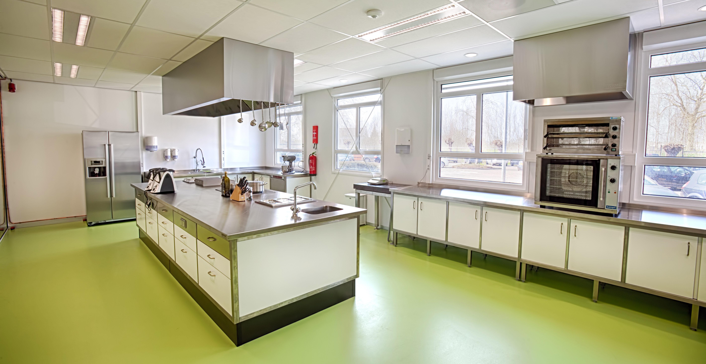 R D Test Kitchen