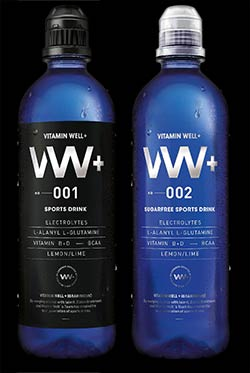 Vitamin Well Sports Drinks Come To Denmark And Norway