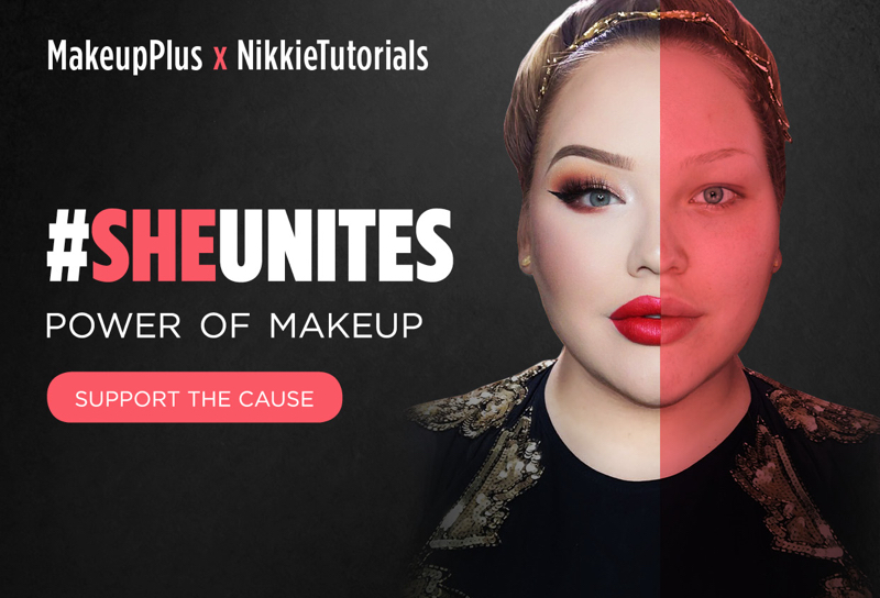Nikkie Tutorials Launches Campaign To End Make Up Shaming