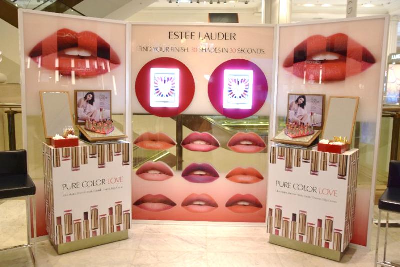 Estée Lauder partners with YouCam Makeup on lipstick launch