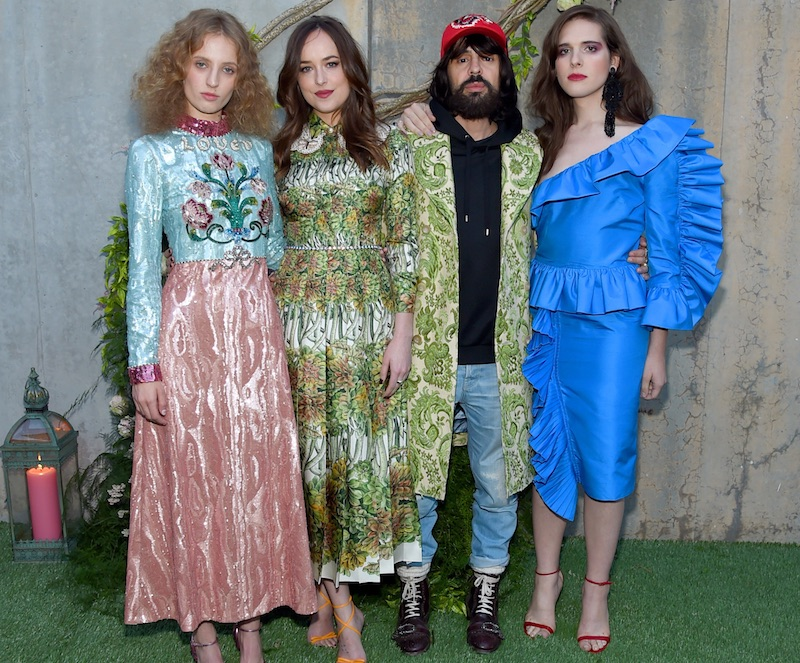 Alessandro Michele Unveils His First Female Fragrance For Gucci