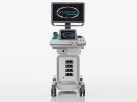 picture of The ACUSON NX3 from Siemens Healthcare was among this years Red Dot Award winners