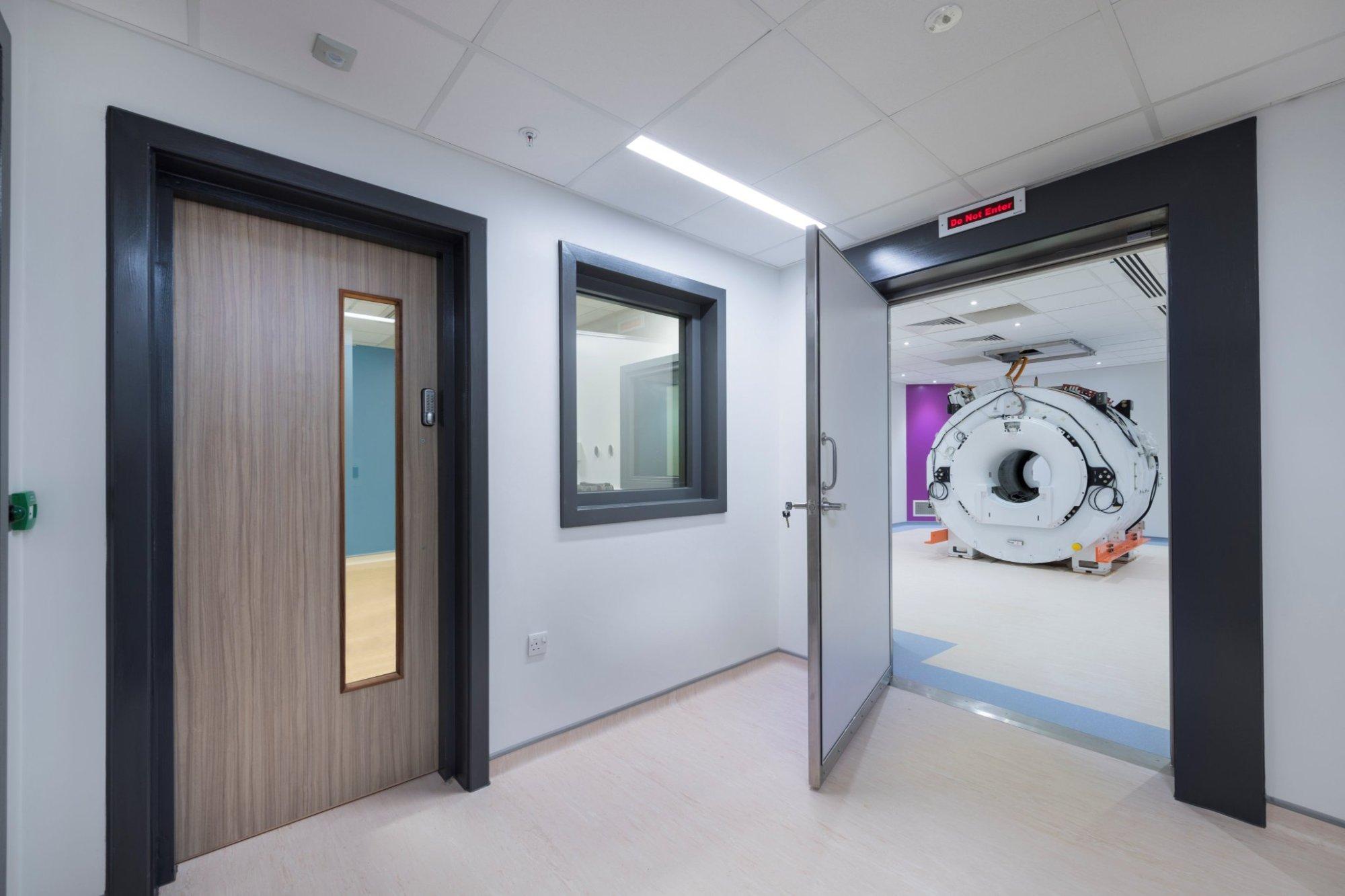 first of a kind dementia friendly pet mr scanner suite. Black Bedroom Furniture Sets. Home Design Ideas