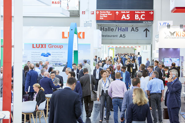 Chemspec Europe 2017 in Munich ends with positive results