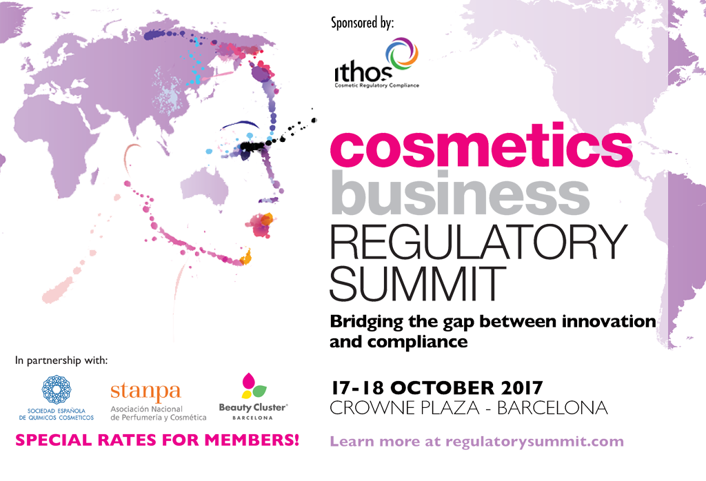 L'Oréal, J and J and Revlon to speak at this years Cosmetics