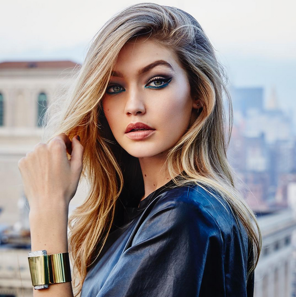 gigi hadid announces new maybelline make up collaboration. Black Bedroom Furniture Sets. Home Design Ideas