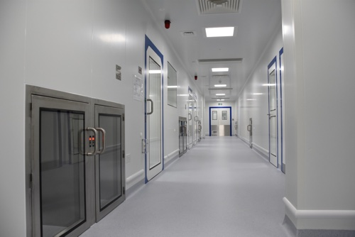 Clean Room Construction completes multimillion pound cleanroom suite
