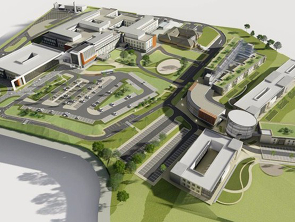 Future new West Cumberland hospital plans revealed