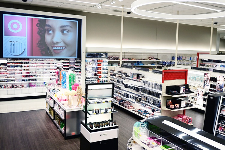 Target Launches Three New Beauty Brands