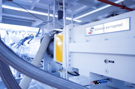 picture of Kloeckner Pentaplast is adding a new line at its facility in Montabaur which will eventually produce the complete Pentapharm Aclar product range. Pic courtesy of Kloeckner Pentaplast