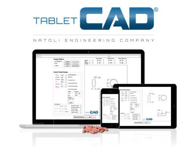 Natoli Engineerings Tabletcad Tablet Design Software