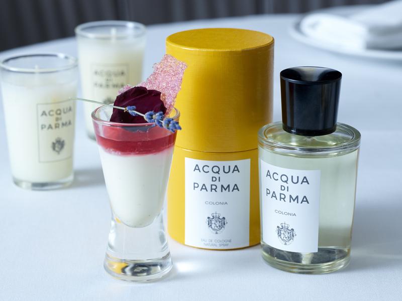 La Dolce Vita Acqua Di Parma Unveils Afternoon Tea For Chelsea
