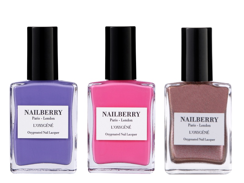 Nailberry reveals floral inspired summer shades