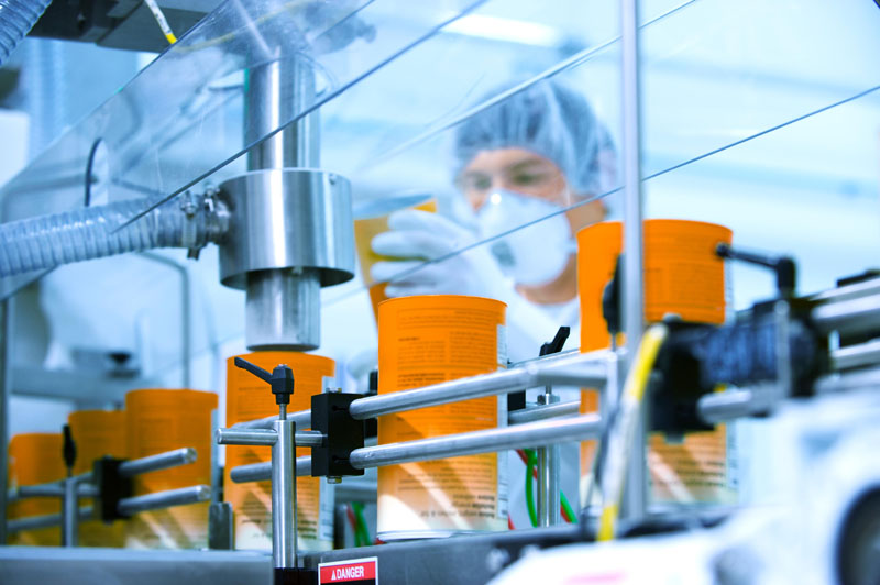 From product development to turnkey solutions