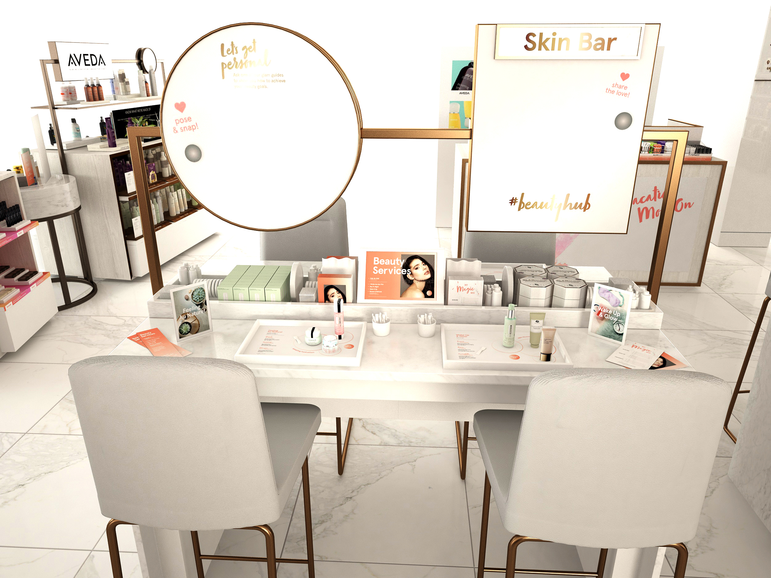 What To Expect From Estée Lauder Companiesu0027 Debut UK Multi Brand Retail  Concept