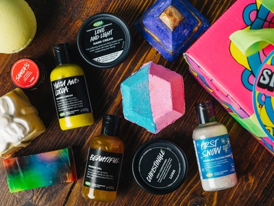 Lush ranks in Top 10 retail employers to work for