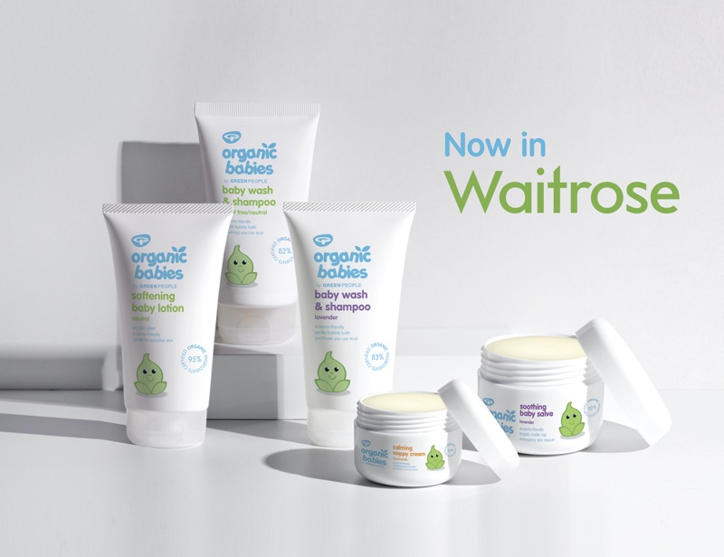 Green People inks retail deal with Waitrose