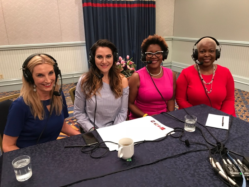 Avon launches first-ever podcast series with beauty bosses