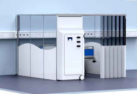 医院快速隔离病房设计(TSR)插图(1)