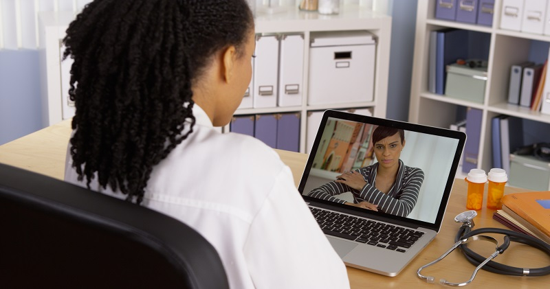 picture of Refero is one of a number of technology companies seeing an upturn in interest in its video and telephone conferencing technologies as healthcare operators strive to reduce face-to-face contact between physicians and patients as a result of the coronavirus pandemic