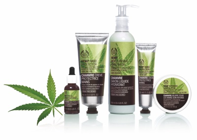 What can hemp do for beauty?