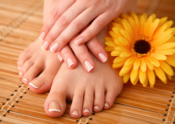 Nourishing nails from within