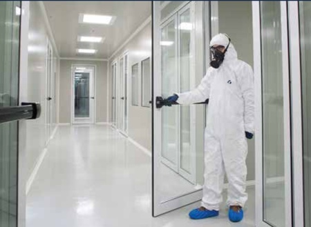 FPS opens modern and specialised R and D and test centre