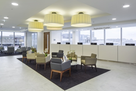 Morgan Supplies Furniture To New Private Hospital