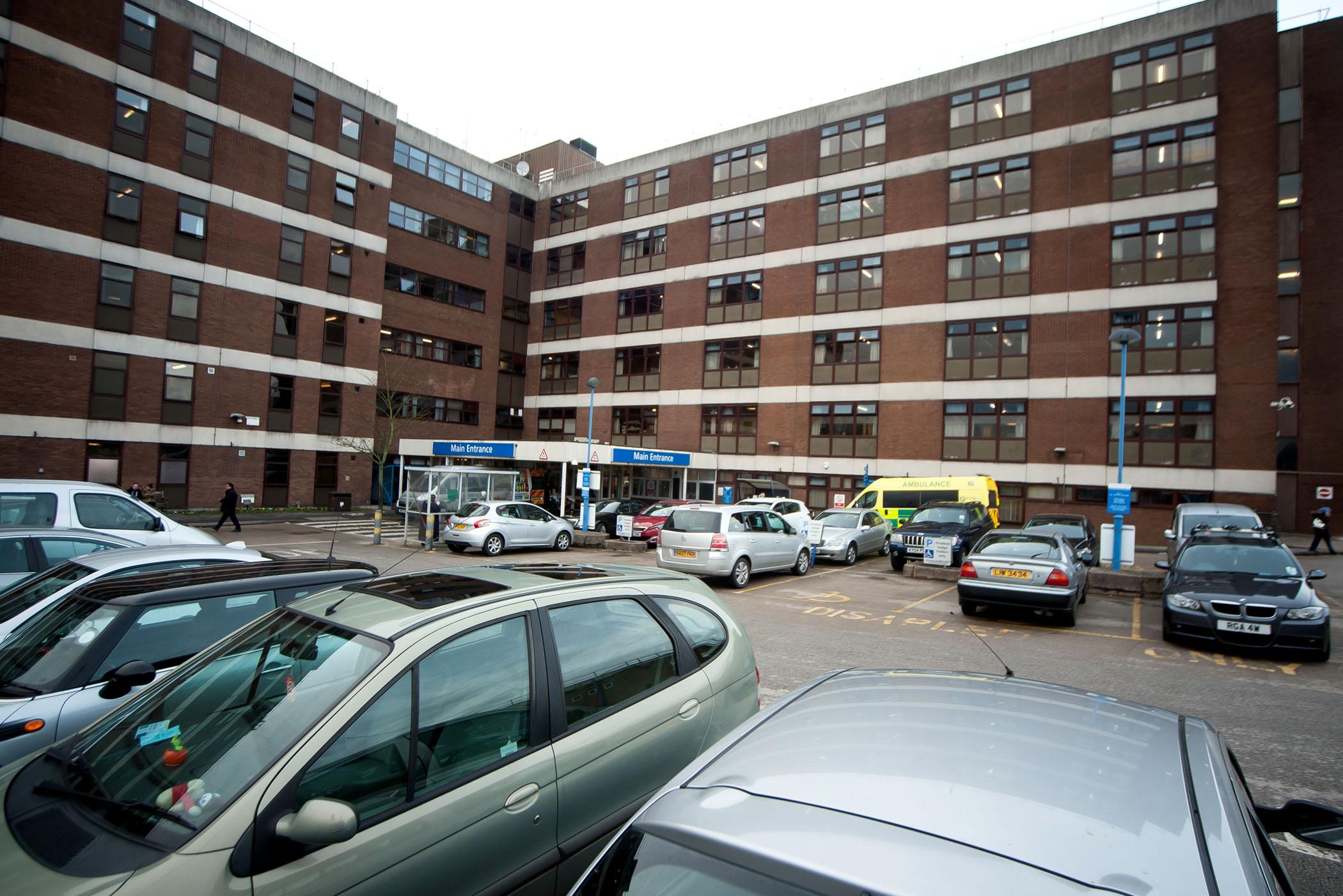 Nhs Trust Resolves Parking Dilemma