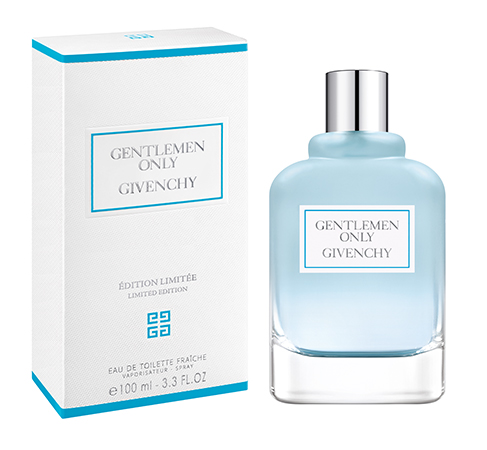 Givenchy Unveils Gentlemen Only Limited Edition
