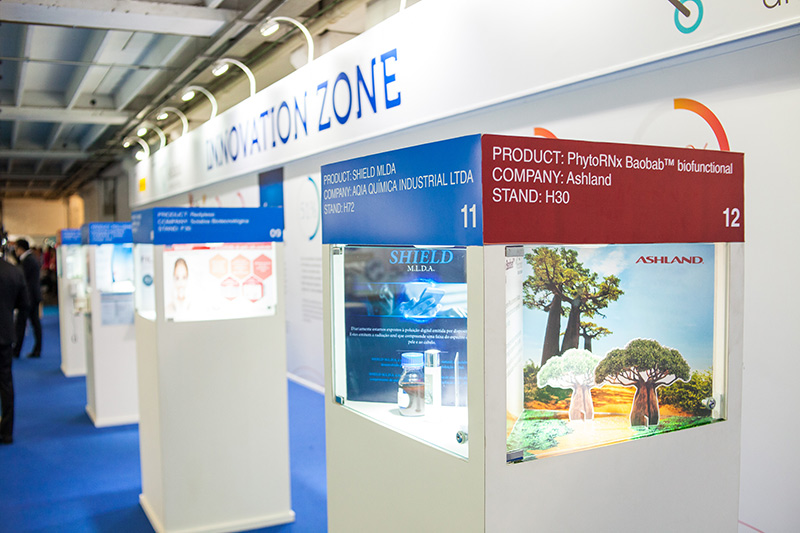 Marketing Exhibition Stand Zone : In cosmetics latin america focuses on experiential marketing
