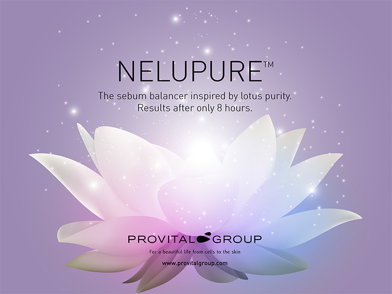 Nelupure Balancing Oily Skin Inspired By The Purity Of The Lotus