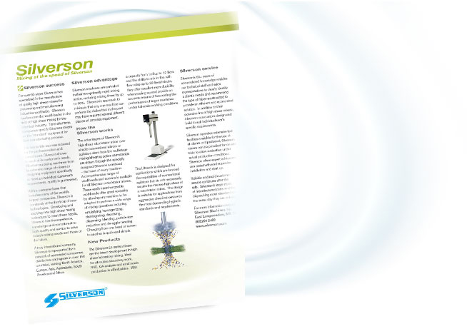 Silverson mixers provide smooth operations for cosmetic creams and