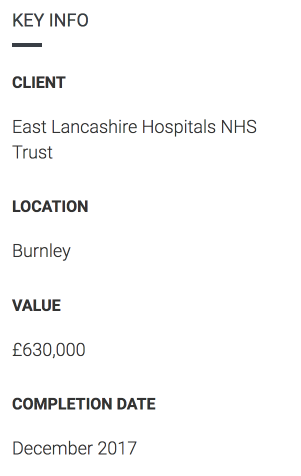 Chemotherapy Room Design: New Chemotherapy Suite At Burnley General Hospital