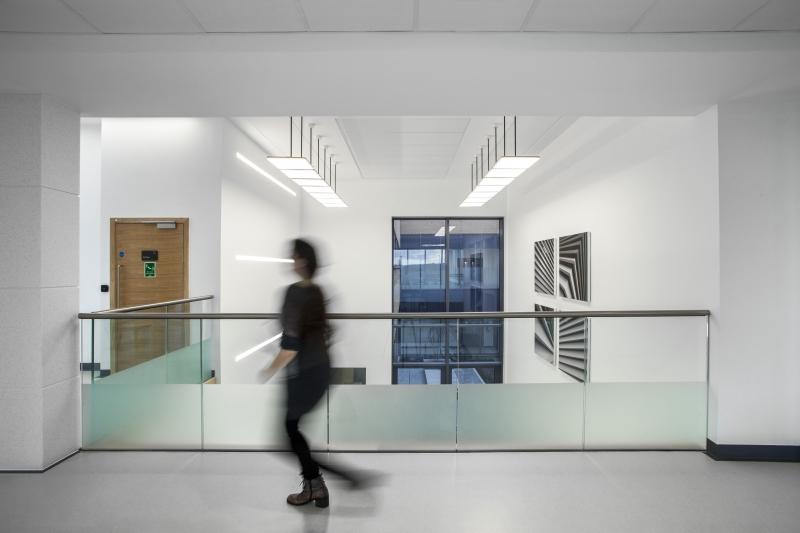 One Stop Lighting Solution For State Of The Art Spire Nottingham Hospital
